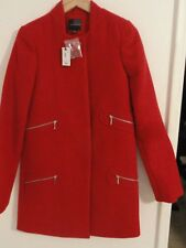 The Limited Red Winter Coat; XS TALL NWT