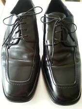 COLE HAAN Men's Black Leather Oxford Shoes size 10 1/2 M