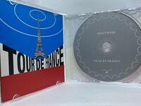 Kraftwerk - Tour De France CD Album with Card Sleeve - Rare CD in VGC - FREE P&P