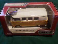 Kinsmart 1962 Volkswagon Classic Bus Die Cast Metal.