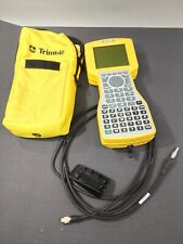 Trimble Tsc1 Hand Held Portable Gps Data Collector W/ Case & Data Cable29673-50