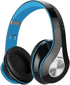 Mpow 059 Bluetooth Headphones Over Ear, Hi-fi Stereo Wireless Headset, Built-in