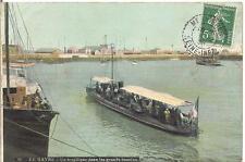 le havre un  torpilleur dans les grands bassins    76 seine maritime 1938