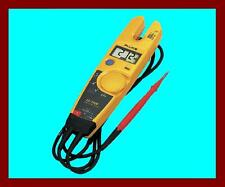 Fluke T5-1000 Continuity Current Tester Multimeter Aussie Probes GST Tax Invoice