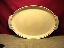 Lenox China Magic Garden Pattern Oval Roaster / Platter