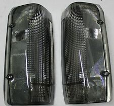 FORD TRUCK BRONCO 87-96 ALL SMOKE TAIL LIGHTS  74Sb