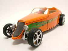 "ROAD SIGNATURE 1/18 1933 FORD CONVERTIBLE  Street Rod ""Shyne Rodz Collection"""