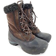 Women's Sorel Cumberland winter snow boots size 8  EUR 40