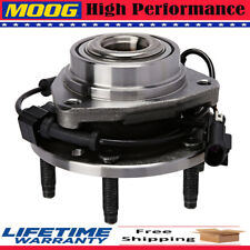 MOOG Chevy Trailblazer GMC Envoy Bravada Rainer Front Wheel Bearing & Hub