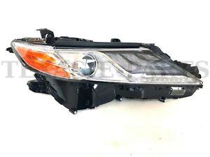 2018-2020 Toyota Camry XSE XLE Head Light Lamp Xenon HID Right Passenger Side RH