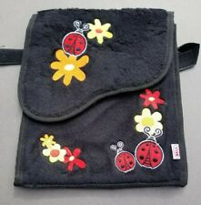 Bell Bicycle Bag Fun Fur Ladybug