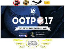 Out of the Park Baseball 17  PC Digital STEAM KEY - Region Free