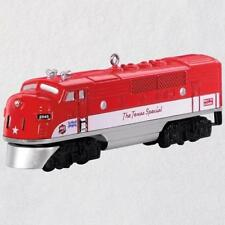 Hallmark 2018 Lionel Trains 2245p Texas Special Locomotive Metal Ornament