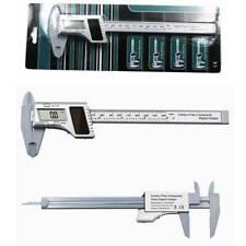 0-150mm Solar Energy Electronic Digital Vernier Caliper Micrometer Measurement