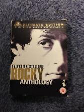 DVD Rocky Anthology