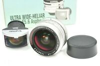 Voigtlander ULTRA WIDE HELIAR 12mm F5.6 aspherical Leica LTM/L39  mount + finder