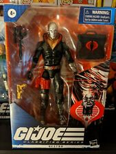 "G.I. JOE Classified  DESTRO 6"" Figure HASBRO"