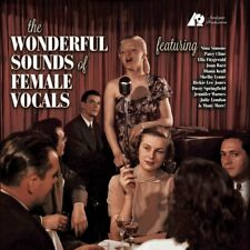 ANALOGUE PRODUCTIONS CAPP-122 SA THE WONDERFUL SOUNDS OF FEMALE VOCALS 2CD