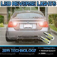 PREMIUM BMW 3 Series E90 White LED XENON Reverse Light Bulbs Upgrade
