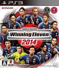 Used PS3 Winning Eleven 2014  SONY PLAYSTATION 3 JAPAN JAPANESE JAPONAIS IMPORT