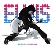 ELVIS LIVE<>AT THE INTERNATIONAL<>LAS VEGAS<>OOP<>2002 FTD CD<>SEALED
