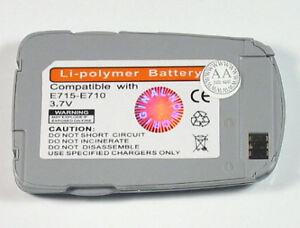 Akku Lithium-Polymer für E710