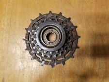 Shimano 333 5 Speed Road Bike Freewheel - Vintage - Bicycle - Skiptooth