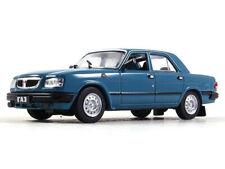 GAZ-3110 Blue Volga Russian Sedan 1996 Year 1/43 Scale Collectible Model Car