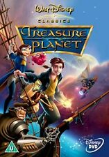 DVD:TREASURE PLANET - NEW Region 2 UK