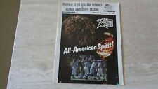 9/10/83 Alfred University @ Buffalo State College NCAA Football Program