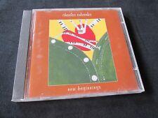 CHARLES EUBANKS New Beginnings CD RARE FREE JAZZ MONK COLTRANE