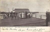 Arverne-by-the-Sea, NEW YORK CITY - 1905 - Queens, Rockaway, Boardwalk
