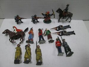15 Britains Prussian Infantry Soldiers and Figures