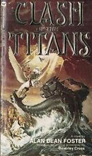 Clash of the Titans by Alan Dean Foster 1981, Paperback 1st PB Printing
