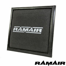 Ramair Foam Replacement Performance Panel Air Filter for Vauxhall Opel Corsa D