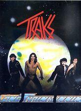 TRAKS long train running GERMAN 1982 EX LP