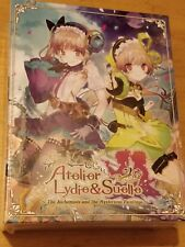 ATELIER LYDIE & SUELLE LIMITED COLLECTOR'S EDITION (NINTENDO SWITCH) NEW SEALED