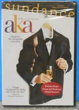 AKA (DVD 2004) RARE UK ROMANCE DRAMA GAY INTEREST BRAND NEW