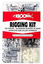 Boone Lure Rigging Kit, 335-Piece  - Model 06335  - Free Fast Ship