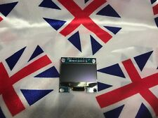 """1.3"""" 128x64 7P SPI OLED Display Module for Arduino Blue SSD1106"""