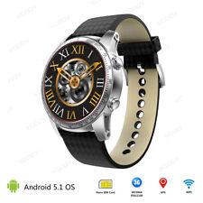 Kingwear KW99 3G Android Smart Wrist Watch 8GB Bluetooth SIM GPS WIFI Handy Uhr