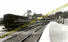 Great Yarmouth M/&GNR. Great Ormesby Caister-on-Sea Railway Station Photo 2