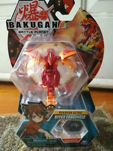 Bakugan Battle Planet Battle Brawlers Collectible Hyper Dragonoid