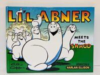 Li'L Abner Meets the Shmoo V.14 Al Capp Trade Hardcover Kitchen Sink Press 1948