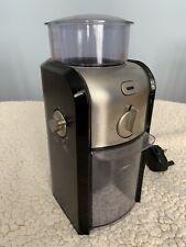 Krups Expert GVX2 Burr Coffee Grinder - Black