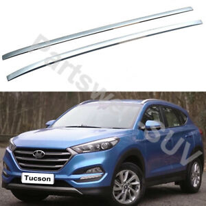 2pcs Fits for Hyundai Tucson 2015-2020 roof rails Roof Rack Side Rail
