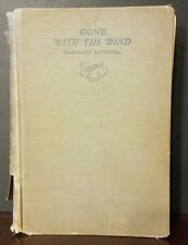 GONE WITH THE WIND~First Edition  1936 MARGARET MITCHELL-COMPLETE