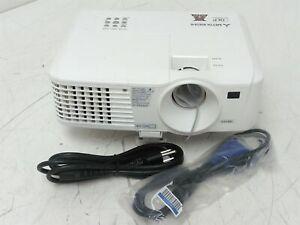 Mitsubishi EX240U White DLP 3D Ready HDMI Projector No Remote