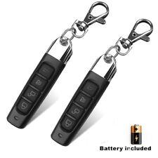433MHZ Remote Control Garage Gate Door Opener Remote Control Duplicator Car Key