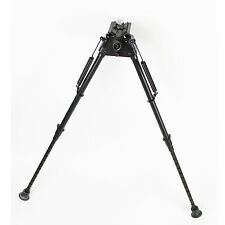 "12"" - 19"" Long harris style Bipods Heavy Duty 50 Degree swivel tilt-level Pivot"